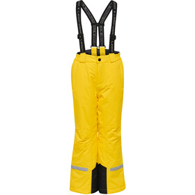 LEGO wear Platon 709 Skihose Kinder yellow